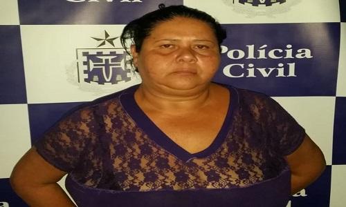 Mulher que está suspeita de ser mandante do assassinato da mãe é presa em Salvador