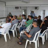 A prefeitura de Feira avalia desempenho do Programa Leite Fome Zero no município