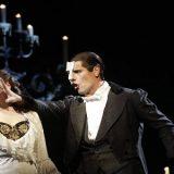 O Fantasma da Ópera e a brasileira do musical no exterior
