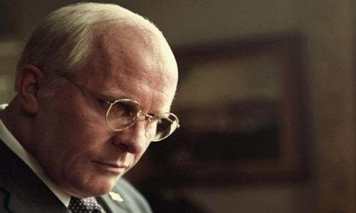 O filme vice  sobre Dick Cheney, liderou  com 6 indicações ao Globo de Ouro