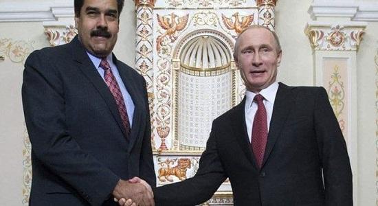 NÃO MUDEM À FORÇA A VENEZUELA, AVISA PUTIN AOS EUA E AO BRASIL