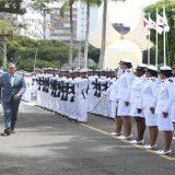 Governador Rui Costa recebe condecoração da Marinha do Brasil