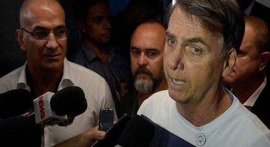 BOLSONARO NÃO REVELA A CONTA MÉDICA DA 'FACADA'