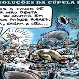 O FLAGELO DA FOME ASSOLA O BRASIL