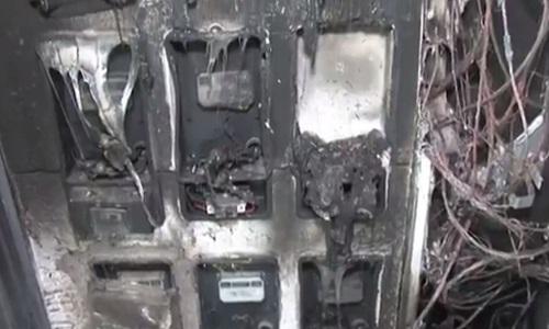 O extintor do incêndio do prédio em Feira de Santana estava vencido desde 2013