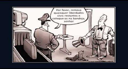 O Estado de exceção está a todo vapor no Brasil