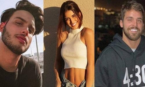 Jonathan couto passou a  frequentar a academia que o novo crush de Leticia  Almeida  treina
