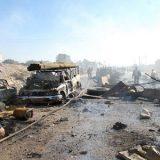 Uma explosão de carro-bomba deixou um morto na Síria