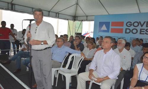 O prefeito Colbert Martins  afirmou que está aberto a estabelecer as parcerias necessárias em nome  do Município