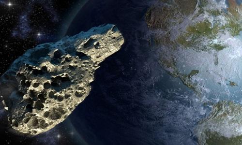 A Nasa relatou a  passagem de um  gigante asteroide perto da Terra