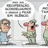 Por que não te calas, Bolsonaro? / Por Sérgio Jones*