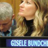 """Gisele """"Bündchen"""" responde a ministra da Agricultura Tereza Cristina"""