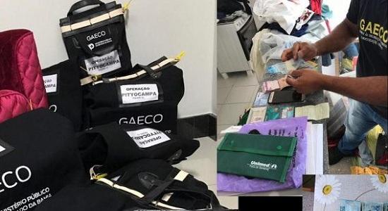 Operação Pityocampa: TJ autoriza transferência de empresário de Fortaleza para Feira de Santana
