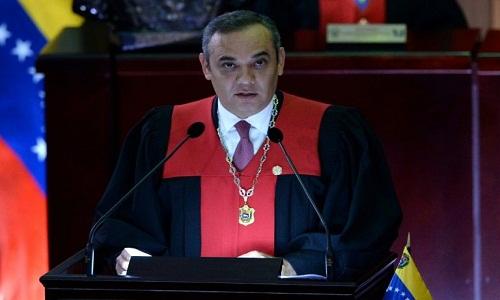O Juiz do Supremo da Venezuela desertou para cooperar com Estados Unidos