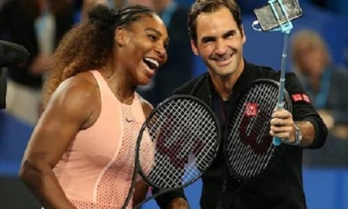 Federer e Serena  são campeões na copa Hopman
