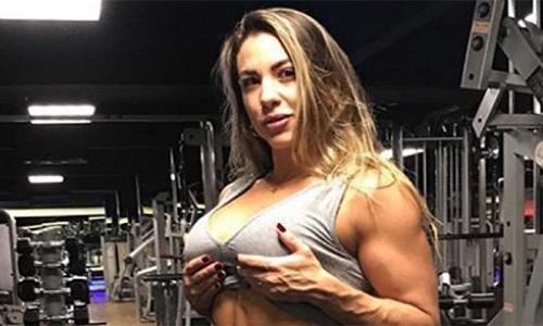 Ex-BBB Michely mostrou a mudança do seu corpo depois do reality show