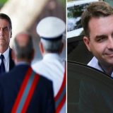Militares baixam lei do silêncio, mas querem explicação de Flavio Bolsonaro