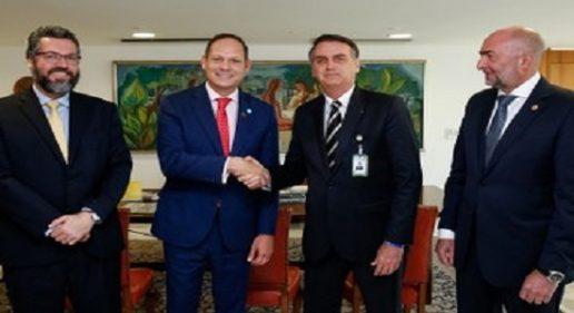 Apoio de Bolsonaro à oposição venezuelana coloca Brasil em risco de guerra