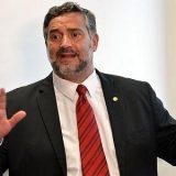 PAULO PIMENTA DIZ À CBN QUE NÃO HÁ HIPÓTESE DO PT FORMAR BLOCO COM PSL