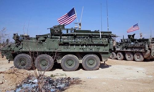A coalizão dirigida pelos Estados Unidos anunciou o início da retirada militar da Síria
