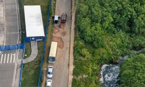 Foi achado baleado em um hospital o suspeito  de tentativa de assalto a carro-forte em Salvador