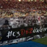 O Flamengo se recusou  a fazer um acordo para indenizar famílias de vítimas do incêndio
