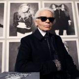 Morreu  hoje  o  estilista  Karl Lagerfeld  diretor da Chanel