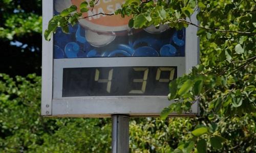 A Temperatura média da Terra em 2018 foi a quarta  mais alta já vista