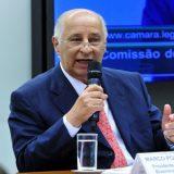 A Fifa diz que o Palmeiras pode ser rebaixado por manter Del Nero no Conselho