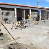 O Prefeito de Feira de Santana  Colbert Martins fez uma visita nas obras de reforma do prédio da Guarda Municipal