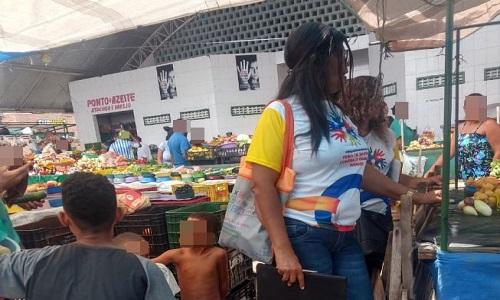 Prefeitura de Feira de Santana  intensifica o combate ao trabalho infantil