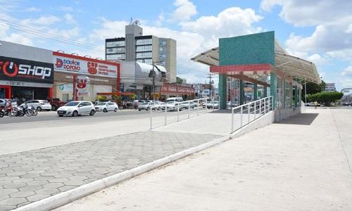 O Projeto do BRT  de Feira de Santana atende a legislação federal e municipal