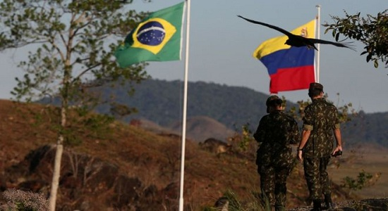 O BRASIL E AS CONSEQUEÊNCIAS POLÍTICAS NO CASO DA VENEZUELA