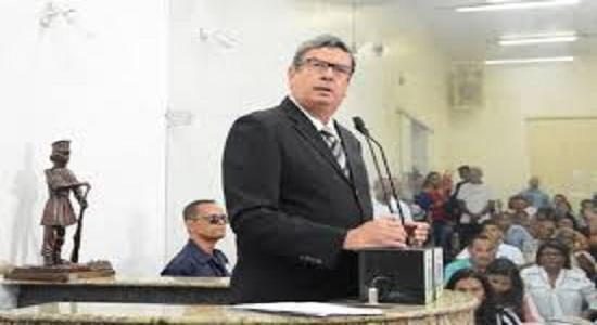 O prefeito Colbert destacou  estreitamento na relação com Legislativo