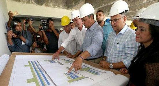 Rui Costa autoriza obras no valor de R$ 32 milhões em Simões Filho