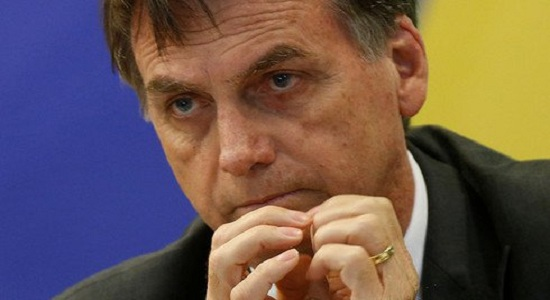 Bolsonaro leva o Brasil à beira do abismo