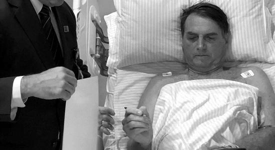 Bolsonaro tem febre e nova cirurgia não está descartada