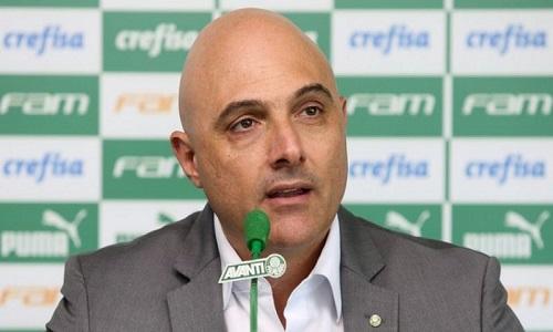 O Palmeiras fechou  as contas de 2018 com  recorde de R$ 688 milhões