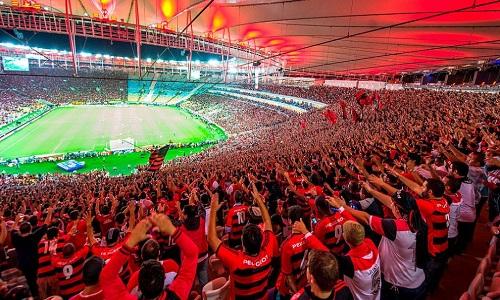 A formação de jogadores ajudou o  Flamengo a bater recordes  de receitas no Brasil