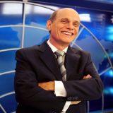O jornalista Ricardo Boechat morreu  aos 66 anos em queda de helicóptero