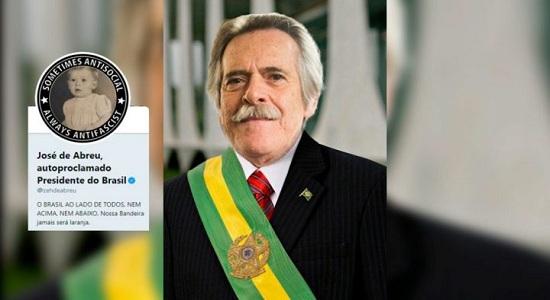 """Alexandre Frota ataca ator da Globo: """"José de Abreu você não vale nada"""""""