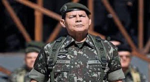 FILHOS DE BOLSONARO DEVEM PARAR DE GERAR CRISES AVISA MOURÃO
