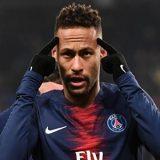 O menino Neymar está muito feliz com a sua evolução da lesão e mira nas  quartas da Champions