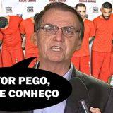 Bolsonaro confirma que não há honra entre ladrões