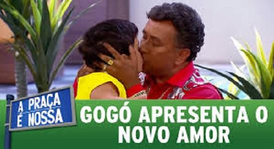 Novo amor de Paulinho GOGÓ