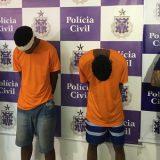 Os suspeitos de assaltar e matar turista  confessou o crime