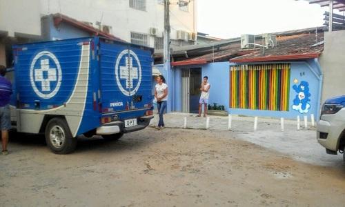 Eletricista morreu após levar choque e cair  durante serviço em escola no  sul da Bahia