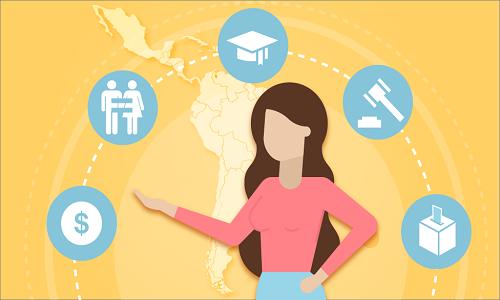 6 Indicadores que mostram como as mulheres avançaram na América Latina