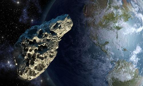 Astrônomos reposicionam asteroide gigante na lista de risco de impacto com Terra