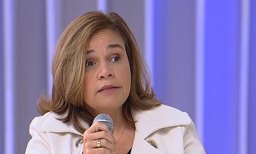Atriz Claudia Rodrigues é internada as pressas